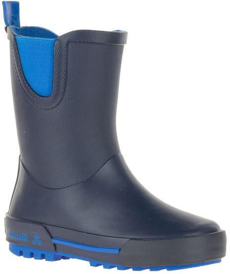 Kamik Rainplay Rubber Boots Kids Navy Blue 23 2018 Gummistiefel hgZJaqF